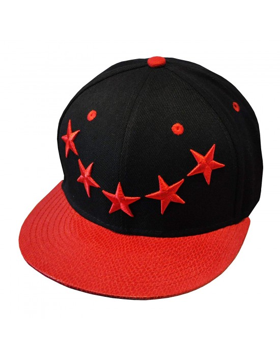 True Heads Five Star Galaxy 2-Tone Snapback