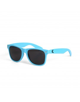 Underground Kulture Blue Retro Drifter Style Sunglasses Unisex