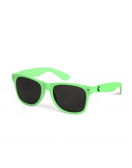 Underground Kulture Green Retro Drifter Style Sunglasses Unisex