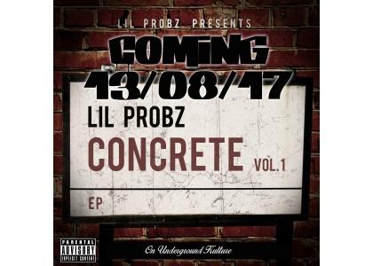 Lil Probz - CONCRETE VOL.1