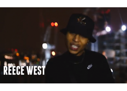 Reece West - Universal Freestyle