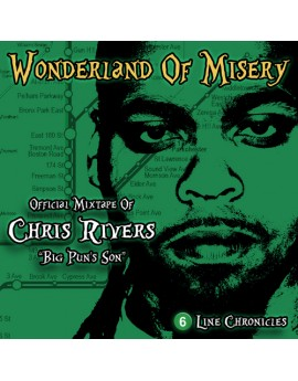 Chris Rivers - Wonderland Of Misery