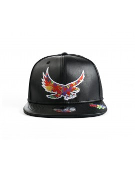 Underground Kulture Paint Collection Snapback Baseball Cap (Eagle)