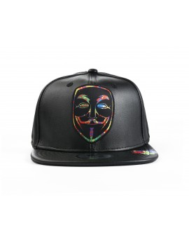Underground Kulture Paint Collection Snapback Baseball Cap (Anonymous)