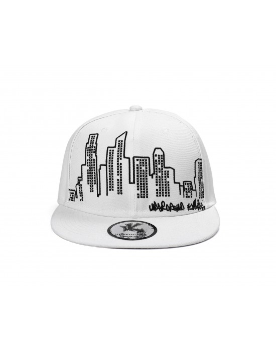 Underground Kulture City Skyline Snapback