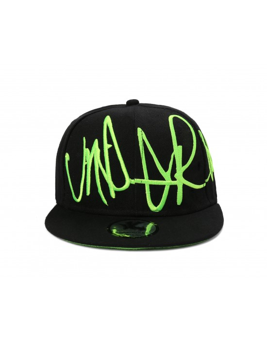 Underground Kulture Troublesome Green Snapback