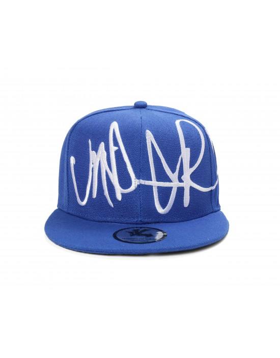 Underground Kulture Troublesome Blue Snapback