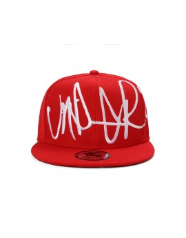 Underground Kulture Troublesome Red Snapback
