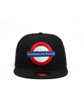 Underground Kulture Tube Station Snapback